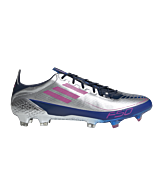 adidas F50 Ghosted UCL FG Zilver Roze Blauw
