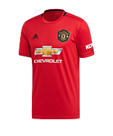 adidas Manchester United Jersey Home Kids 2019/2020 Rood