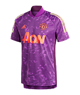 adidas Manchester United UCL training shirt paars