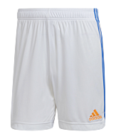 adidas Real Madrid Short Home 2021/2022 Wit