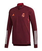 adidas Real Madrid UCL Drill top rood
