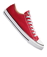 Converse Chuck Taylor All Star OX Sneaker Rood