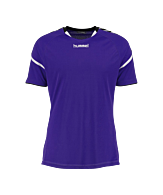 Hummel Authentic Charge SS Jersey Paars F3819