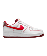 nike air force 1 wit rood f101