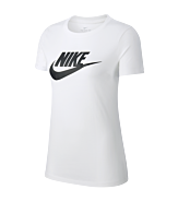 Nike Essential Tee vrouwen T-Shirt Wit F100