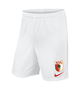 Nike FC Augsburg Short Home 2019/2020 Wit F102