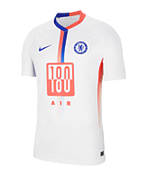 Nike FC Chelsea London Air Max Jersey 2020/2021 Kinderen Wit F101