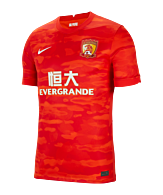 Nike FC Guangzhou Home 2020/2021 Jersey Rood Wit F635