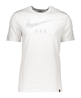 Nike France Ground Tee T-Shirt Wit F100
