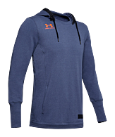 Under Armour Accelerate Off-Pitch Hoody Blauw F497