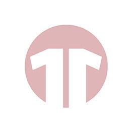 Umbro Geribbelde Dames Turnpakje Sweatshirt Rood