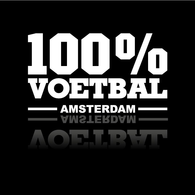 100%voetbal Amsterdam
