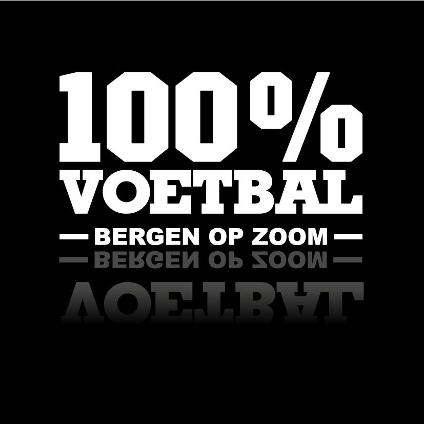 100%voetbal Bergen op Zoom