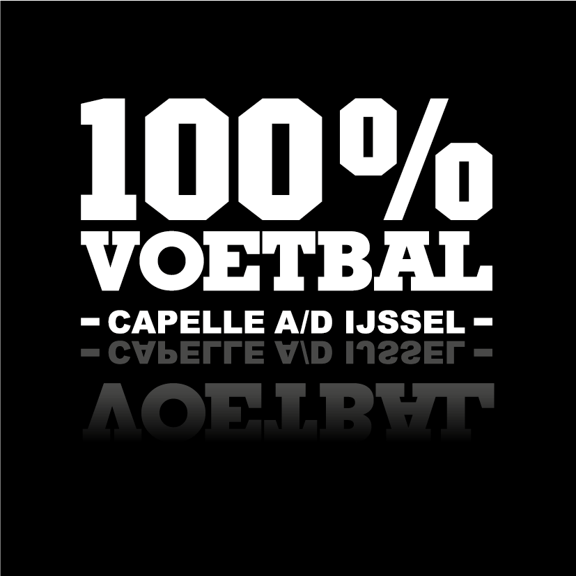 100%voetbal Capelle a/d IJssel
