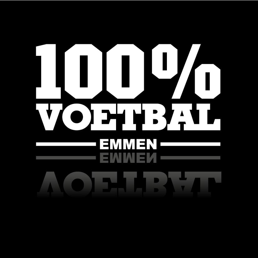 100%voetbal Emmen