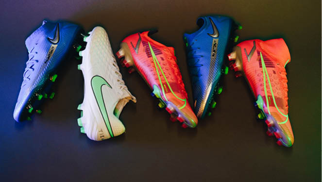 Nike Spectrum Pack