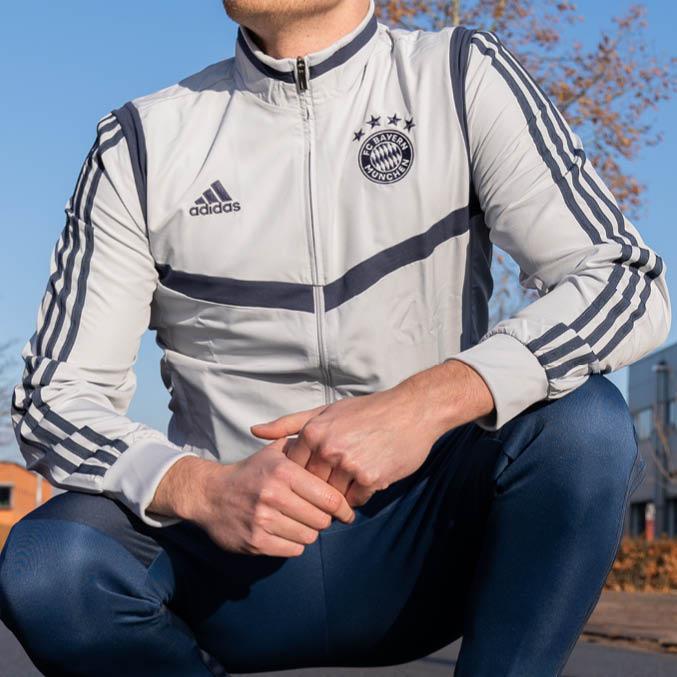 FC Bayern München presentatiejack 2019-2020