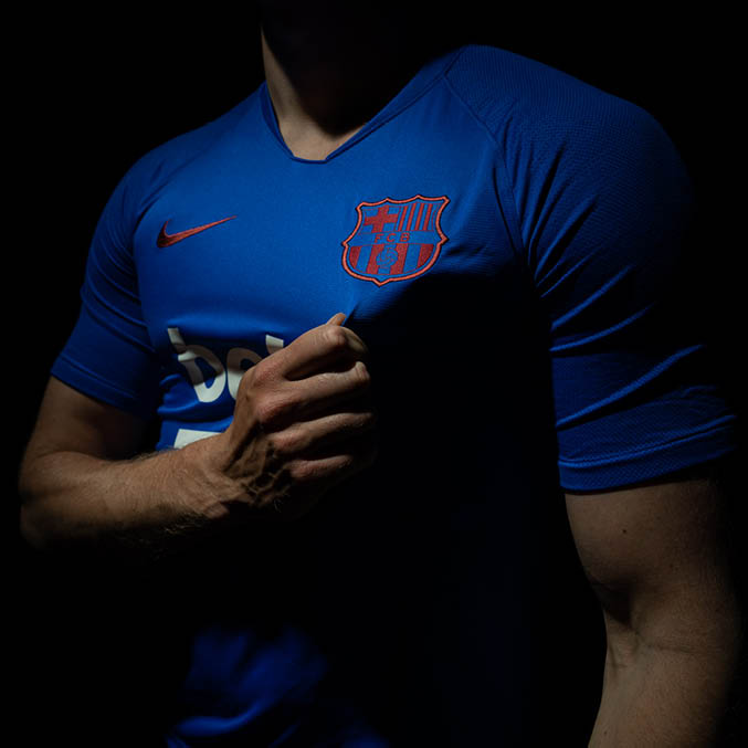 FC Barcelona Trainingwear 2019-2020