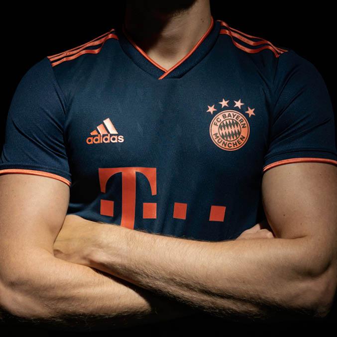 FC Bayern 3RD Kit 2019-2020