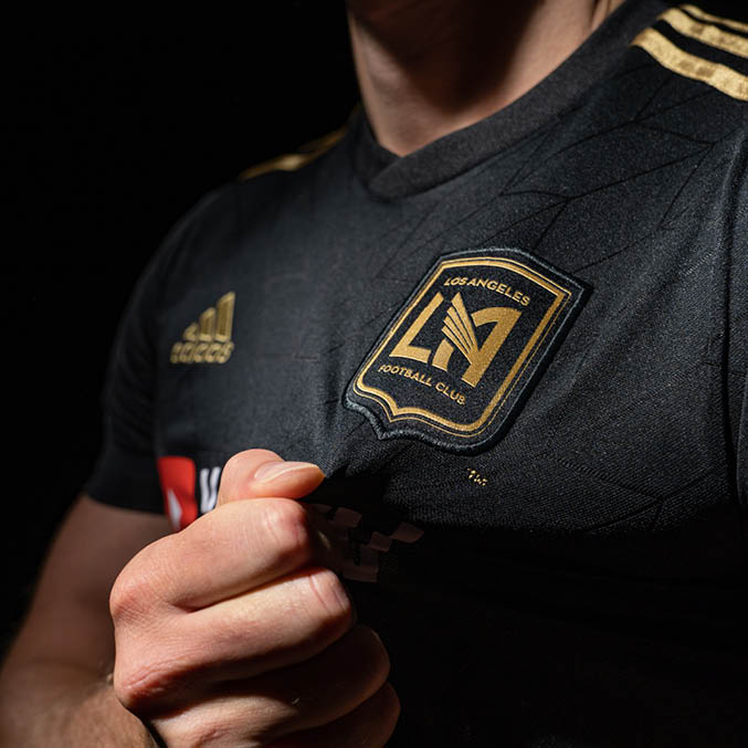 Los Angeles FC Home Shirt 2019