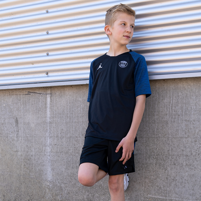 PSG x Jordan Kids trainingwear