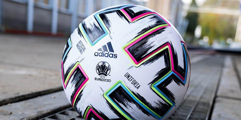 adidas Uniforia, EURO2020 match ball