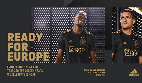 Europese collectie Ajax