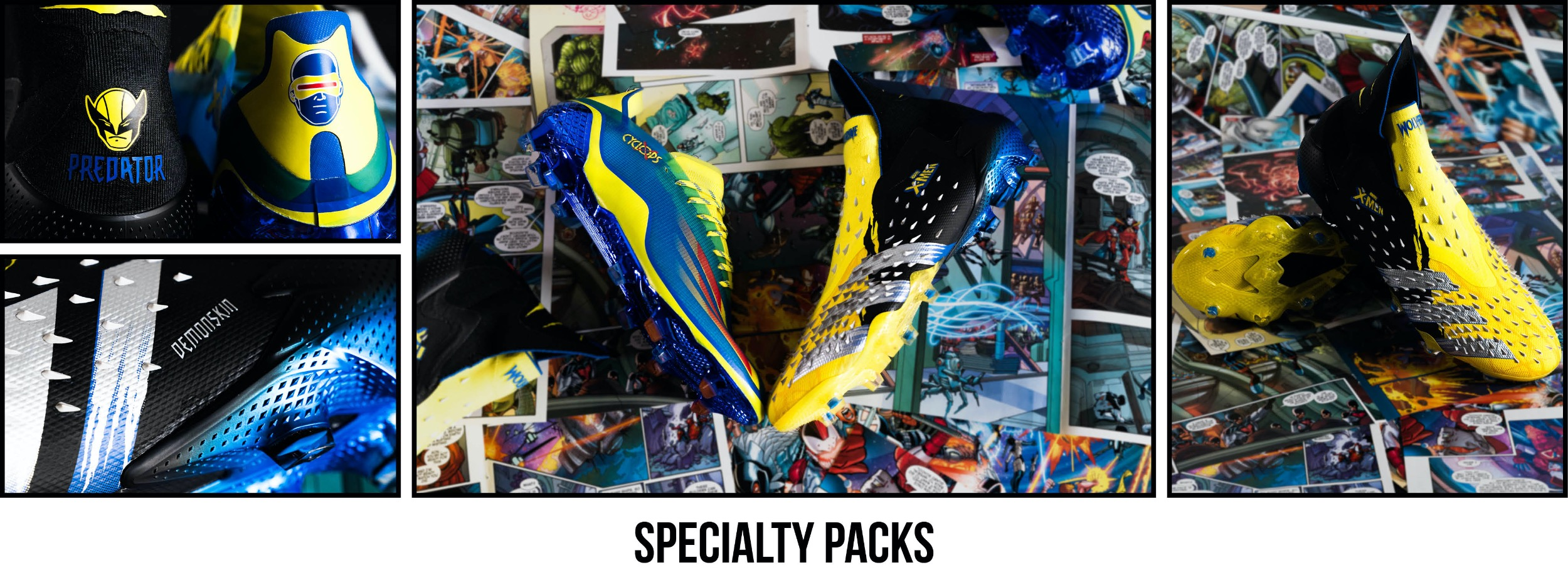 Specialty Packs