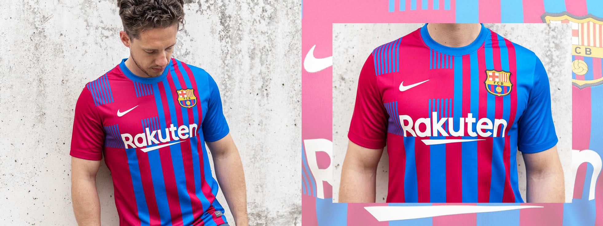 FC Barcelona Trainingscollectie 2021-2022