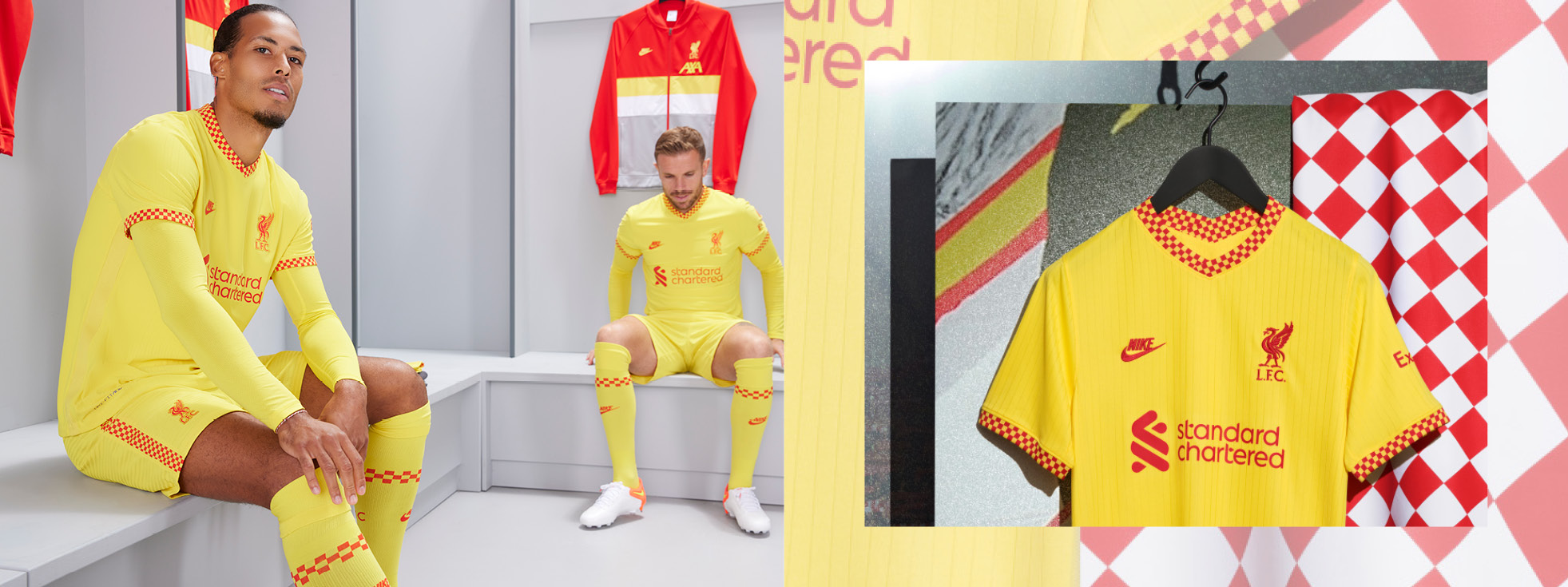 Liverpool 3RD Kit 2021-2022