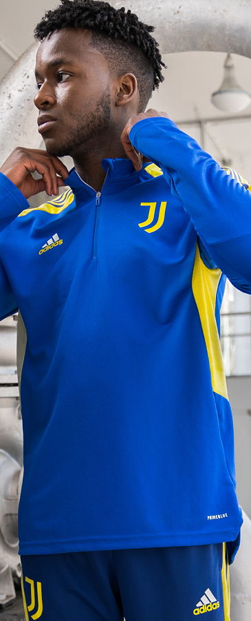 Juventus EU Trainingwear 2021-2022