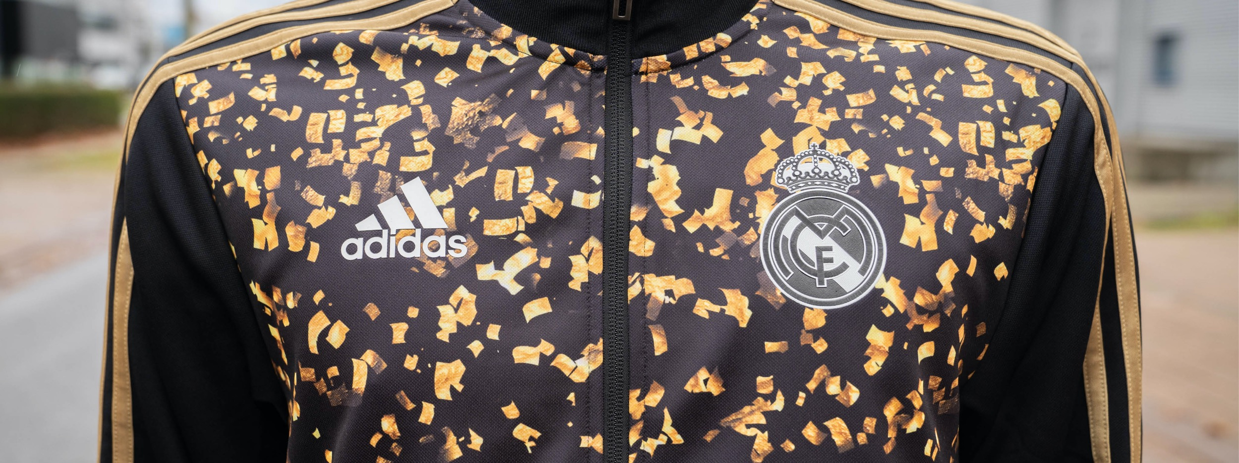 Real Madrid EA Jersey 2020