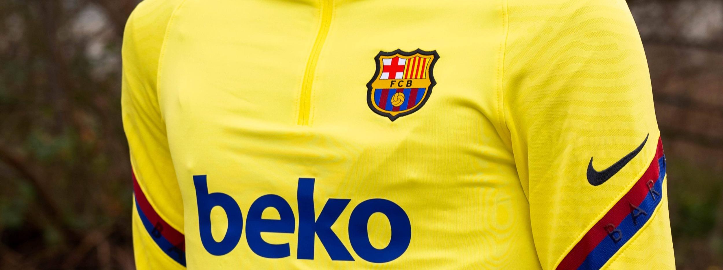 FC BARCELONA TRAINING TOP 2019-2020