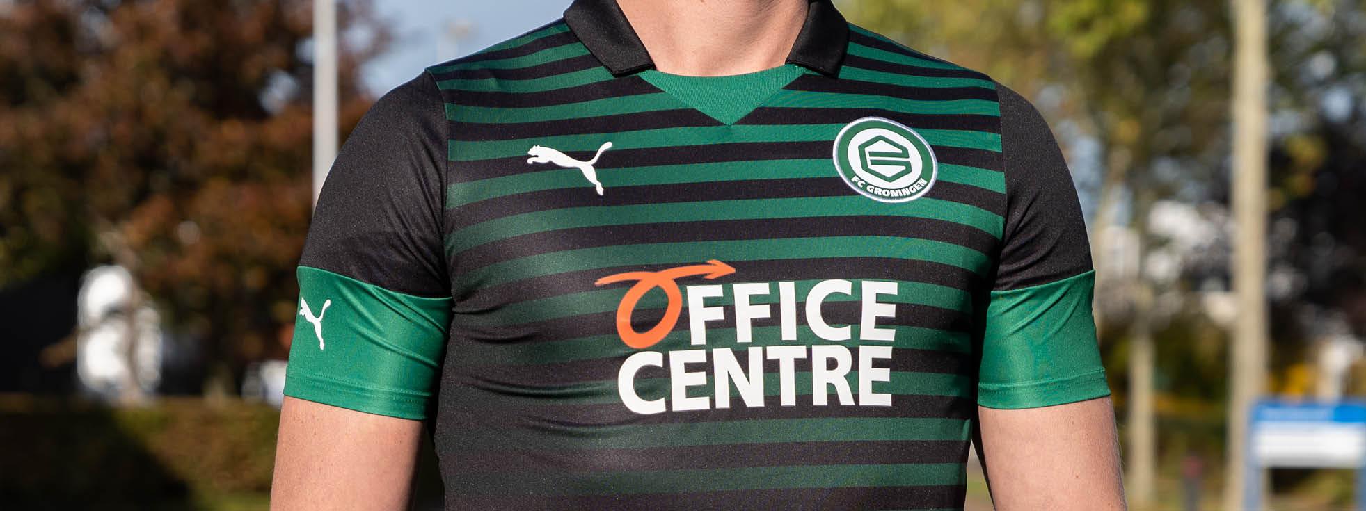 FC Groningen uitshirt 2019-2020