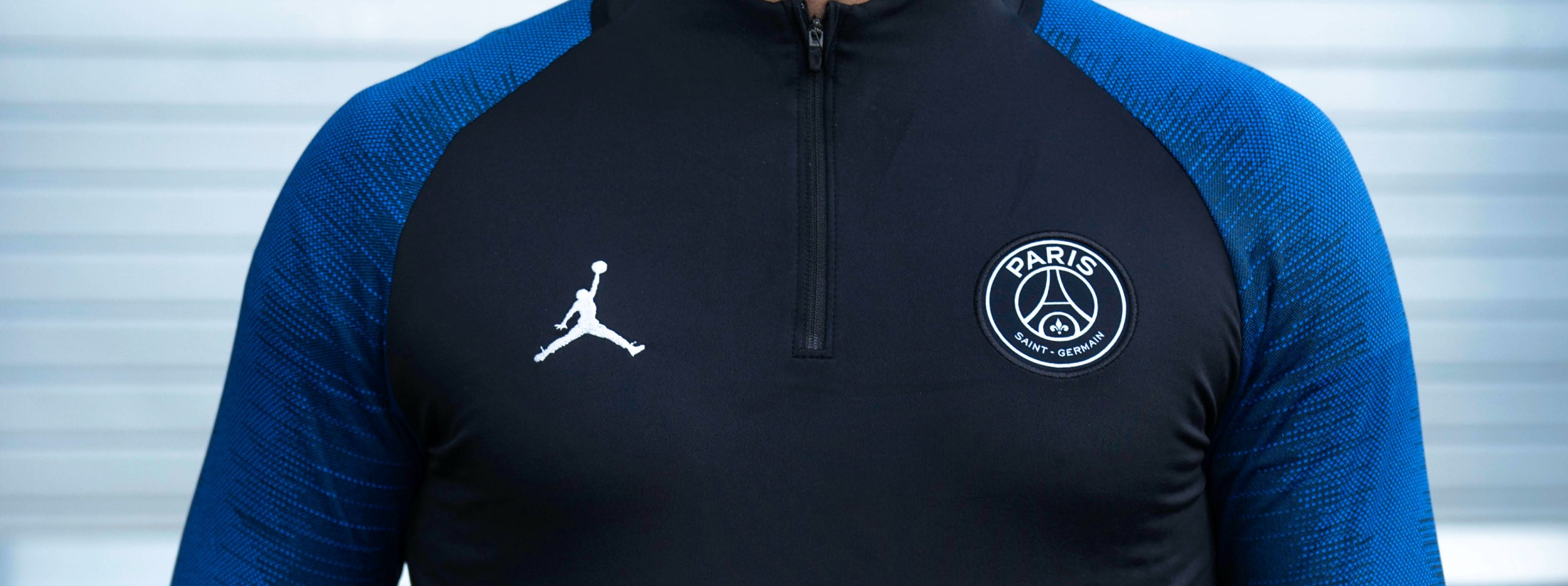 JORDAN x PSG TRAINING TOP 2019-2020