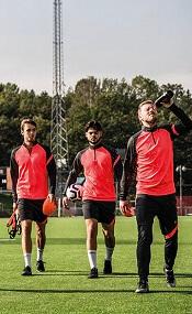Nike trainingskleding