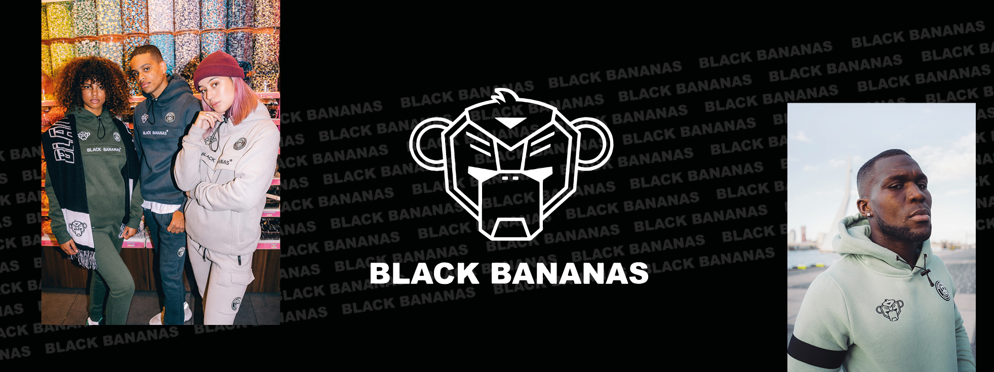 Black Bananas 100%voetbal