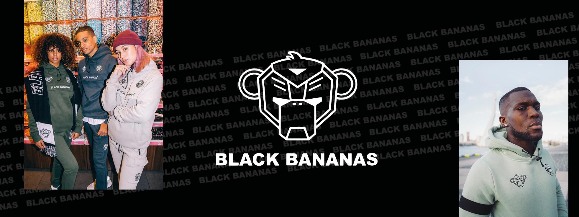 Black Bananas 100%voetbal
